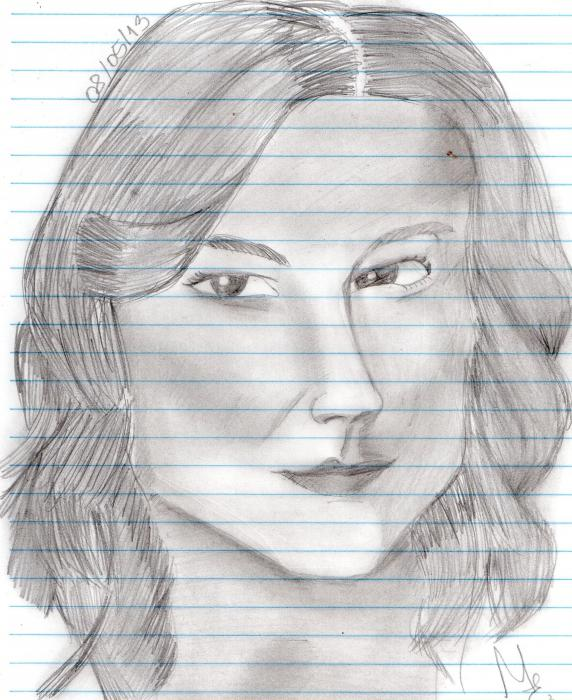 Emily VanCamp by MaryButterfield